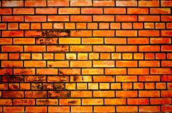 Brick wall. For the background stock photos