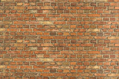 Brick wall. Abstract background with old brick wall royalty free stock photography
