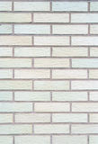 Brick wall. Light green brick wall with lots of bricks Stock Photography