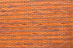 Brick wall. Red brick wall pattern background Stock Image