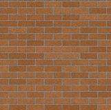 Brick wall 2 stock image