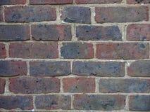 Brick Wall. Photograph of a brick wall and mortar Royalty Free Stock Photo