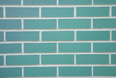Brick wall. Of a building Stock Images