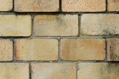 Brick wall. Close up of old Brick wall Royalty Free Stock Images