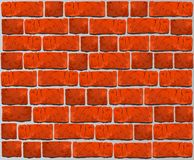 Brick wall vector illustration