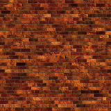 Brick wall. Dirty brick wall texture available for background Stock Images
