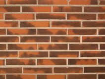 Brick wall. Abstract structure of a brick wall royalty free stock image