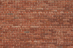 Brick Wall 3. A brick wall shot for a texture or background Royalty Free Stock Photo