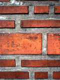 Brick wall. Abstract background with old brick wall Stock Image