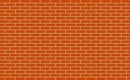 Brick wall. A close up of a brick wall pattern Stock Photography