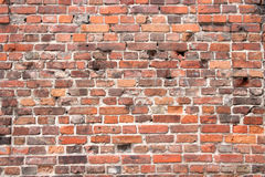 Brick wall. Old stone wall texture background Stock Photos