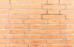 Brick wall. Brickwork. Can be used as a background stock photography