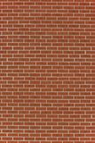 Brick wall. New brown brick wall background royalty free stock photos