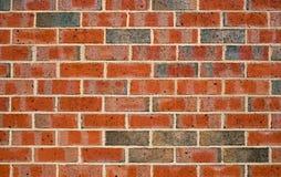 Brick Wall. Background image of a brick wall Royalty Free Stock Photography