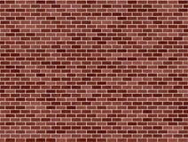 Brick Wall. Dark brick wall texture background royalty free illustration
