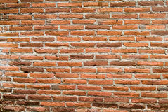 Brick Wall. A red Brick wall background Stock Photography