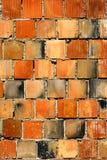 Brick wall. Colorful brick wall royalty free stock photos
