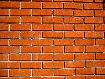 Brick wall. Abstract background with old brick wall Stock Photos