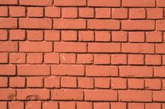 Brick Wall. Red Brick Wall Stock Image