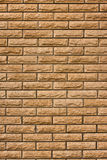 Brick wall. Architectural background texture Stock Photography