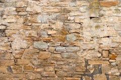 Brick Wall. A texture of a brick wall Stock Photos