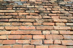 Brick wall. Abstract background with old brick wall Royalty Free Stock Photo