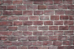 Brick wall architectural background texture Royalty Free Stock Photography