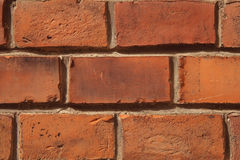 Brick wall architectural background texture Stock Photography