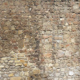 Brick Wall Architectural Background Texture (Jerusalem, Israel) Stock Images