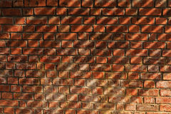Brick Wall as Background Royalty Free Stock Image