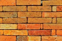 Brick wall. The backgroubd Old brick wall Stock Image