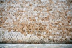 Brick wall background Stock Photography