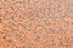 Brick wall background. Black & Brown brick wall background Royalty Free Stock Images