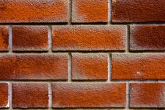 Brick wall background. Stock Images