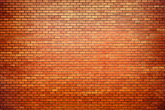 Brick wall background. Use as background or some architecture or interior Stock Images
