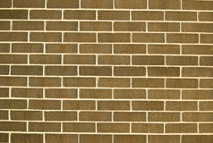 Brick wall. Background of a brick wall Stock Photo