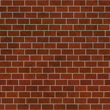 Brick Wall Background. Simple and Clean Brick Wall Background Mildly Textured Stock Photos