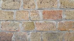 Brick wall. Background Royalty Free Stock Image