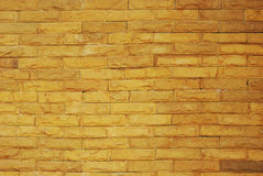 Brick wall background. Arrangement of Brick wall background Royalty Free Stock Images