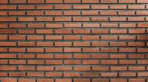 Brick wall background. Classic orange brick wall background Stock Images