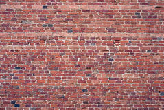 Brick Wall Background. Clean Old Brick wall backgrounds Royalty Free Stock Image