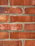 Brick wall background closeup view. Beautiful brick wall background closeup view stock photography