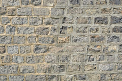 Brick Wall background design with Concrete Stock Photography