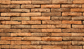 Brick wall background. A detailed brick wall background stock images