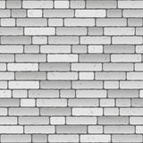 Brick wall background - endless Royalty Free Stock Image