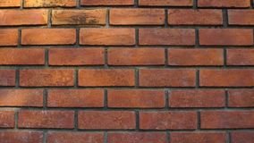 Brick wall background. Brick wall and floor as background Royalty Free Stock Photography