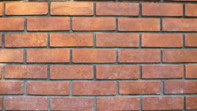 Brick wall background. Brick wall and floor as background Royalty Free Stock Image
