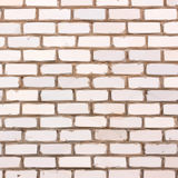 Brick wall background. Geometric polygonal style. Triangle vector illustration Royalty Free Stock Image