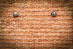 Brick wall for background Royalty Free Stock Images
