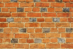 Brick wall background Stock Images
